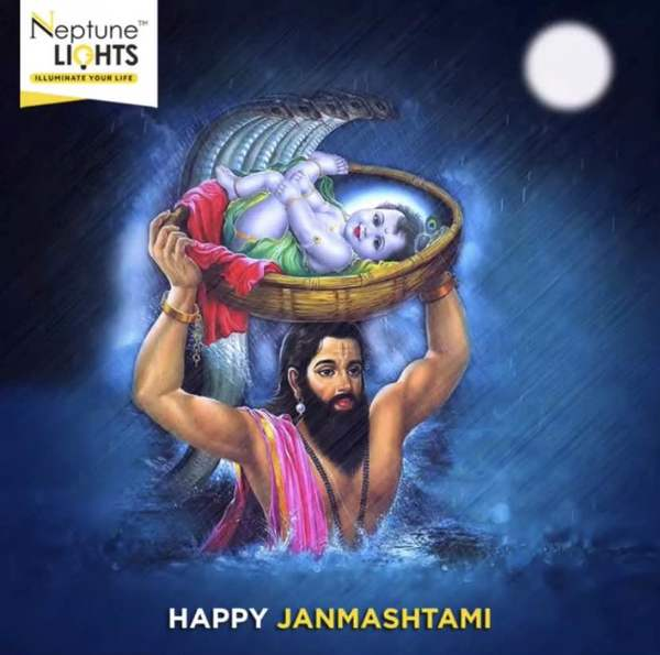Happy janmashtami🙏