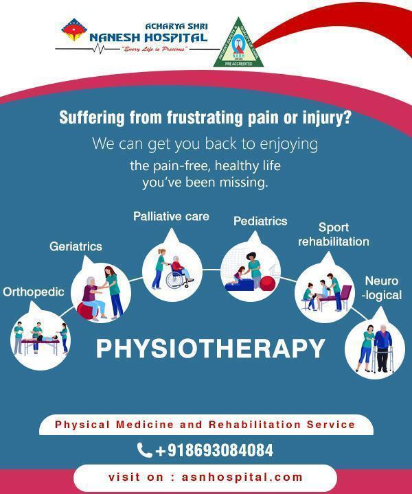 PHYSIOTHERAPY SERVICES IN BELA
