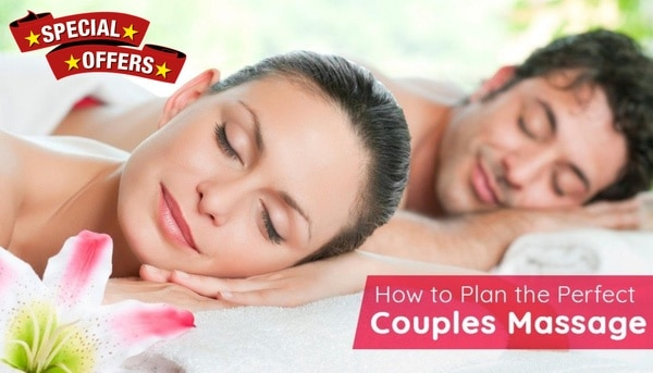 Couple massage is a very popular spa the