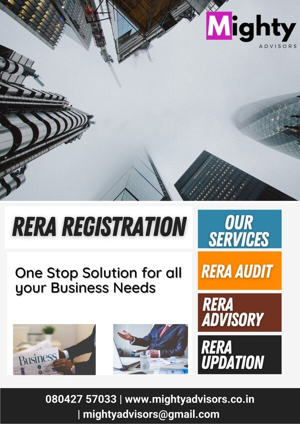Mighty Advisors | RERA Service