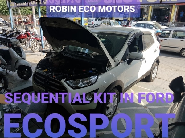 SEQUENTIAL CNG KIT FOR FORD EC