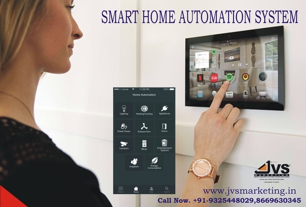 Smart Home Automation System.