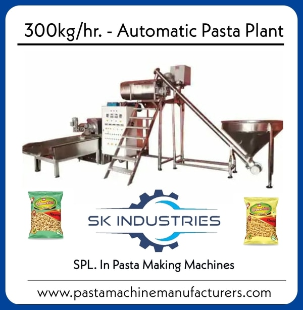 Welcome To SK INDUSTRIES NOIDA..300kg/hr. Automa