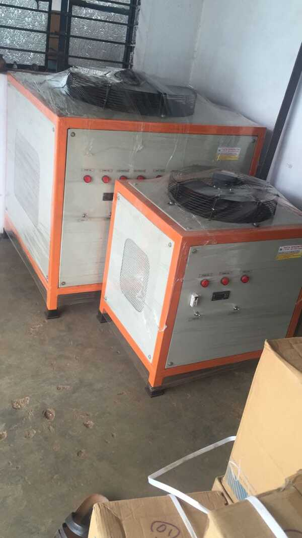 Online Water ChillerCompressor :- EmersonPlate T