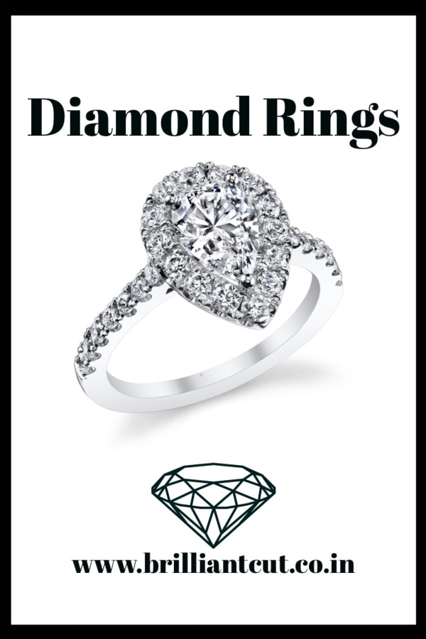 Diamond rings that represent y