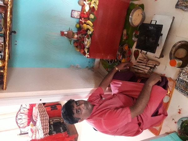 North indian pandit in Bangalo