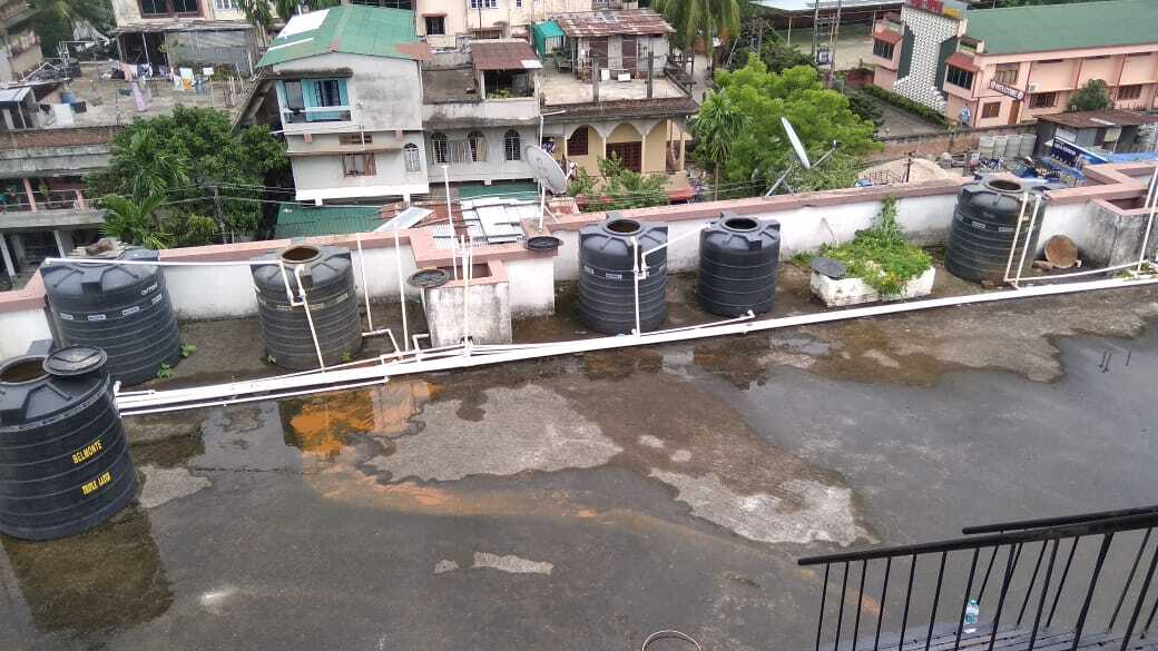 Water Tank Cleaning Service is in your doorstep. A