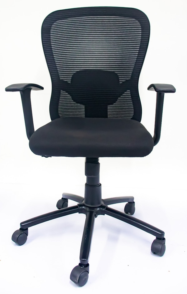 Revolving office visitor Chair