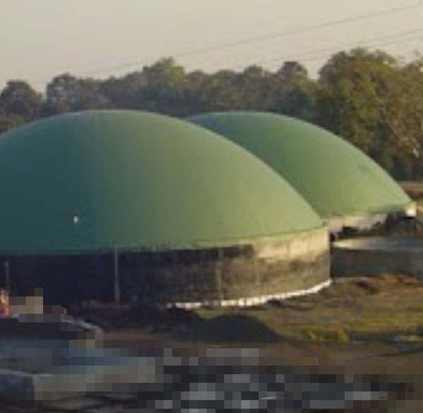 Bio-gas plant, a must for hote