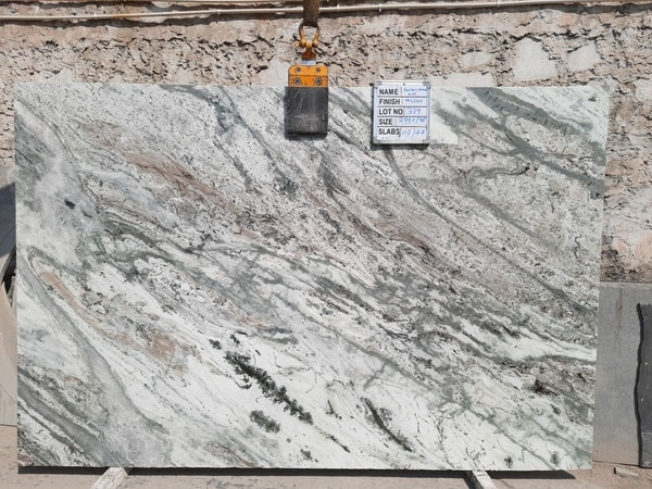Fantasy Brown Marble Block 379 - every now and the