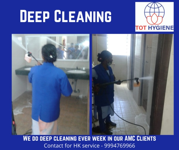Tips for Deep Cleaning Here ar