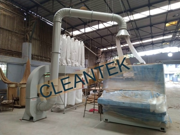 We are the manufacturers of dust collection system