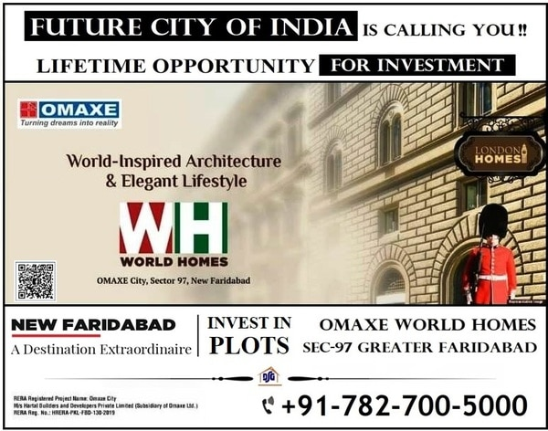 Plots For Sale in Faridabad by
