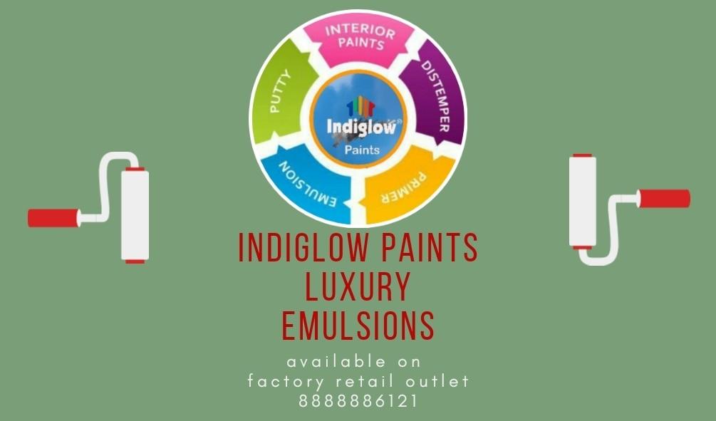 Indiglow paintsluxury emulsionInterior and exter