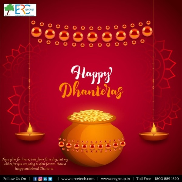 May this Dhanteras endow