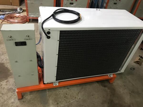 Online chillers/ water chillers manufacturing by S