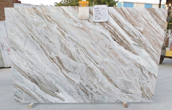 This Fantasy Brown Marble pattern has emerged as t