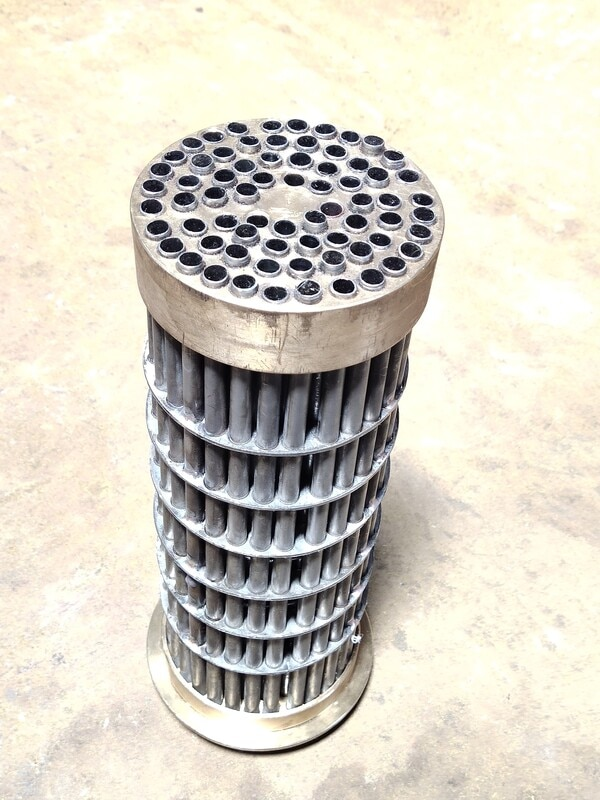 Manufacturer of Shell and Tube Heat Exchangers, Ma