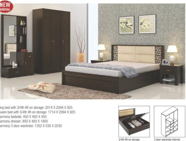 Bed Room Set Collection For Ma