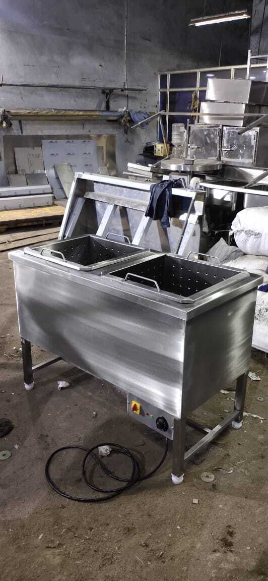 Stainless Steel Plate Sterilizer For Hotels, Resta