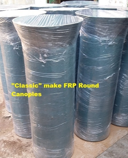 FRP Guards FRP Covers FRP Inst.Canopies FRP Vertrical Covers FRP Canopies