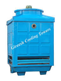 Manufacturer of Industrial Cooling Towers - Square