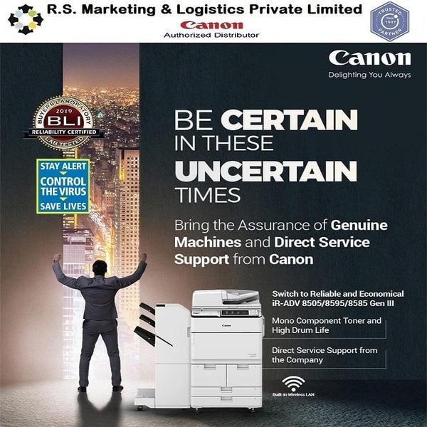 CANON iR-ADV 8505/8595/8585 B/W Production Printer
